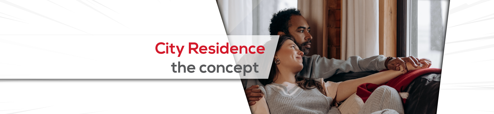 Furnished apartments in hotel residences: the City Residence concept