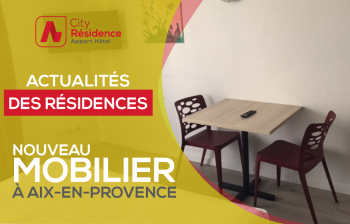 Le mobilier d'Aix-en-Provence fait peau neuve 🆕 !