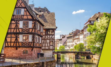 Strasbourg Access